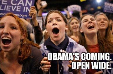 Obama'sComing