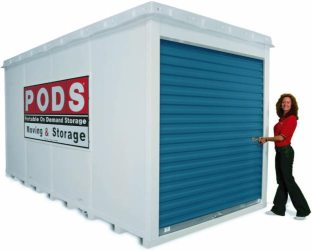 Granny pods backyard storage for parents for Mother in law pods