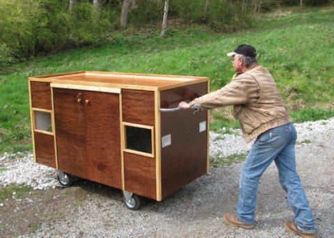 America's Future? A Mobile Home For The Homeless | DUMMR.com