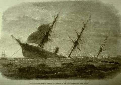 sinking ship-s2