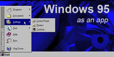 Windows95 As An App – FreeFile Review | DUMMR com